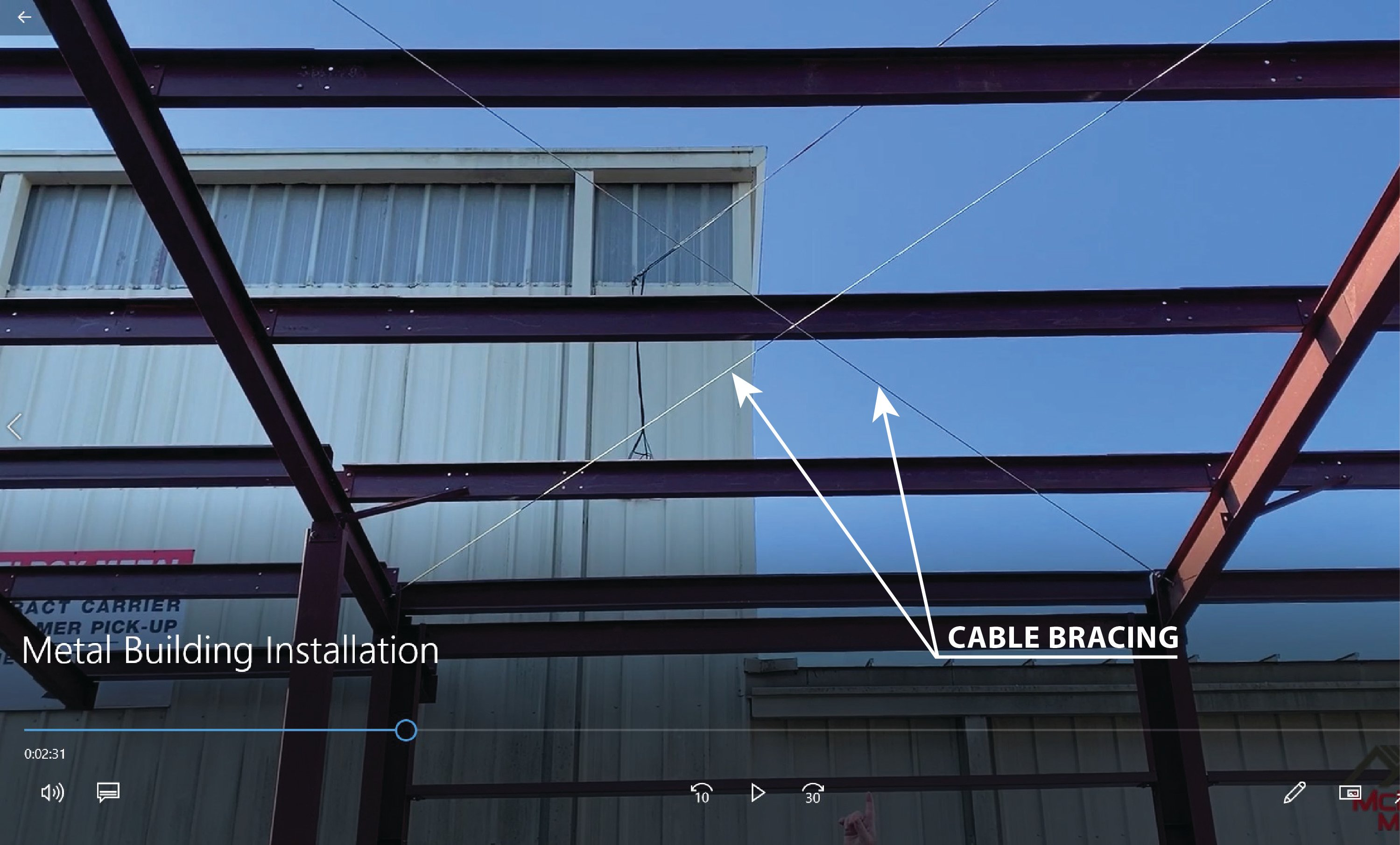 Cable Bracing 011221