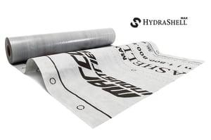 Hydrashell metal roof underlayment