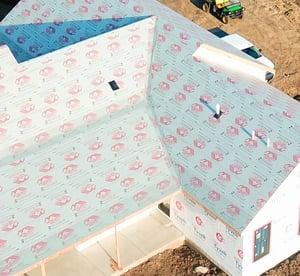 metal roof underlayments