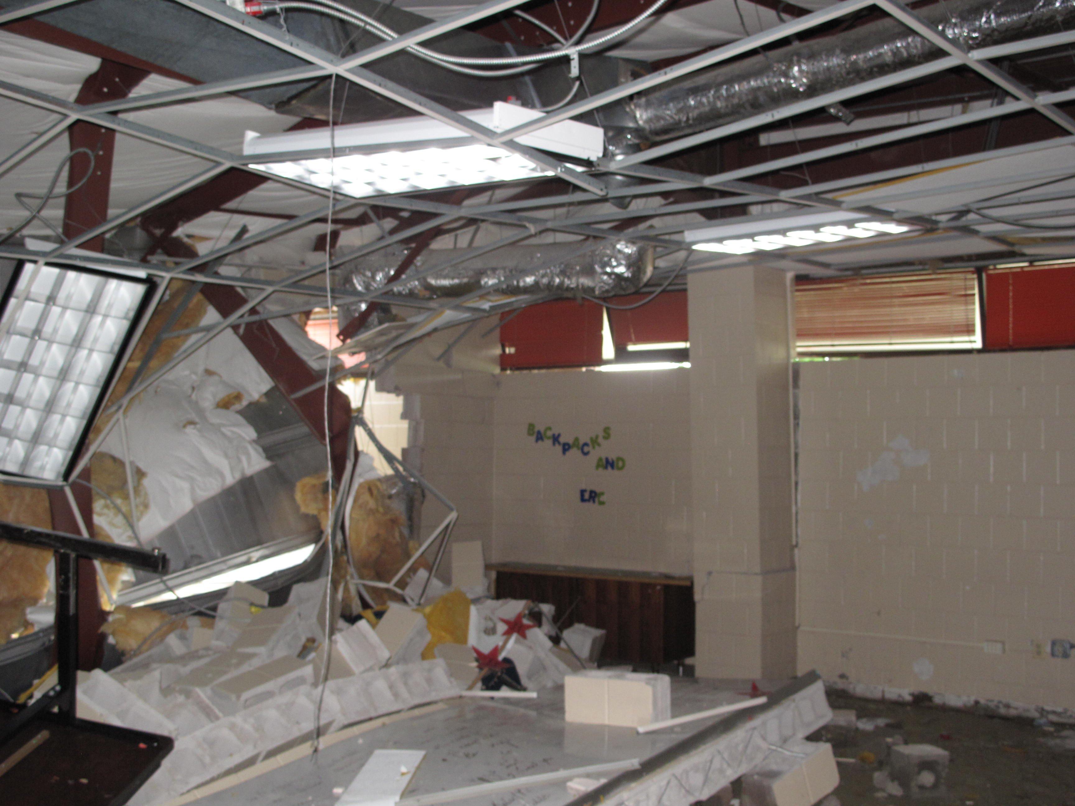 Pre Engineered Metal Building roof