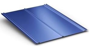 Max-Rib exposed fastener metal roofing