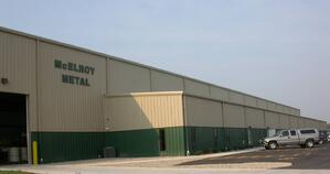 McElroy Metal Facility