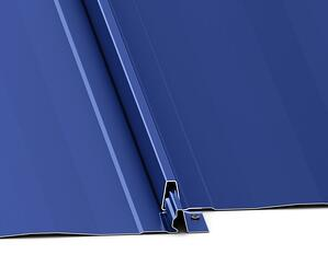 Meridian Roof Panel Seam residential metal roofing panel option