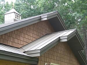 McElroy Metal Meridian Residential Standing Seam Roof System