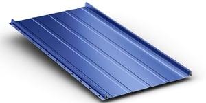 Meridian Standing Seam Roof Panels Rendering
