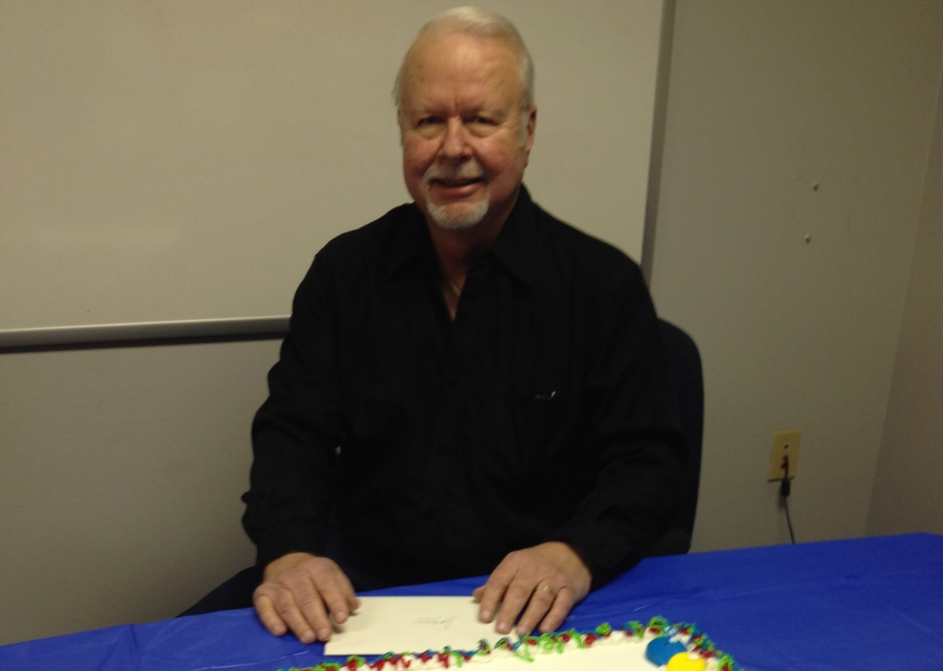 McElroy Metal celebrates with Hoell on retirement