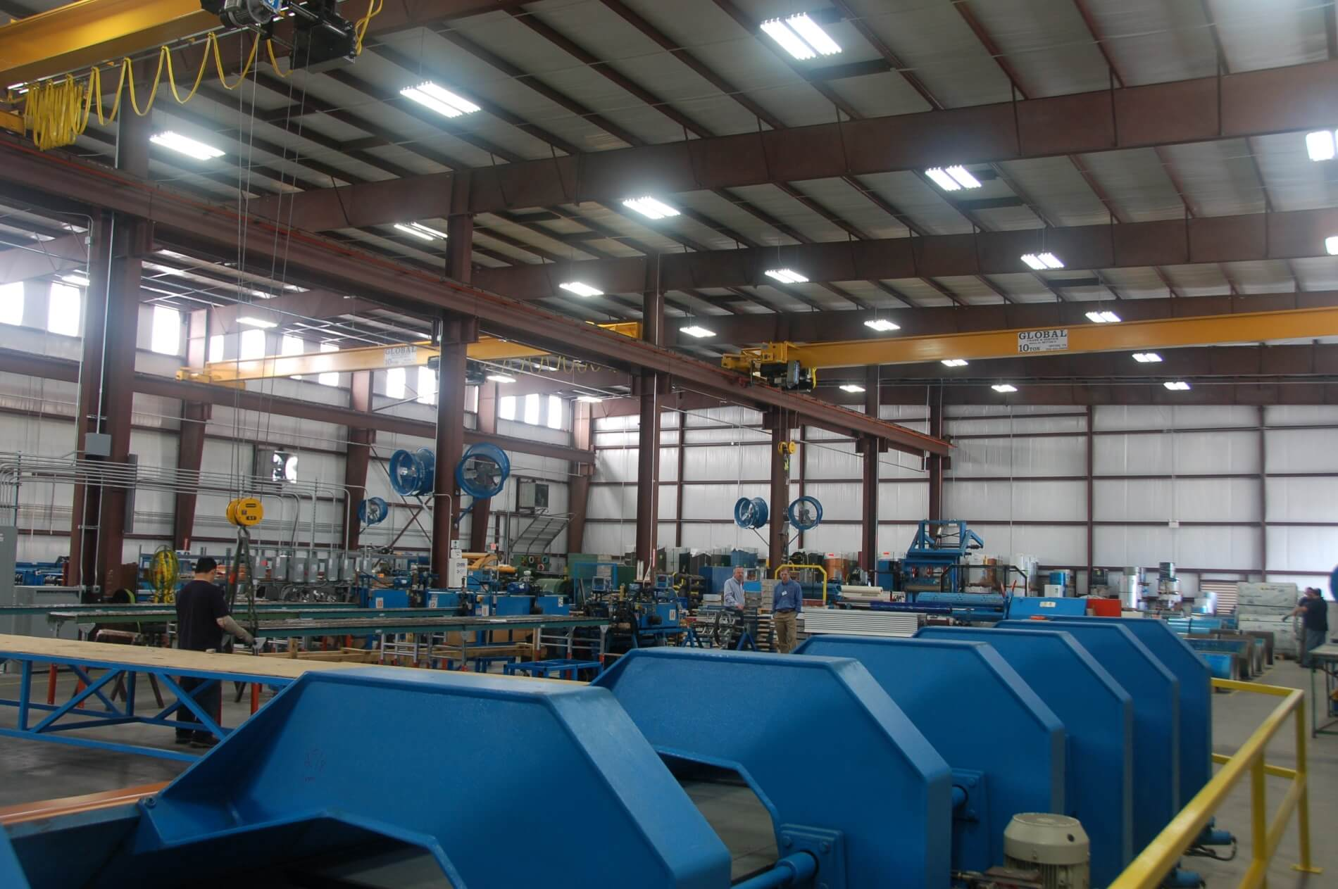 McElroy Metal moves into new Houston plant, service center