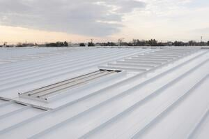standing seam recover