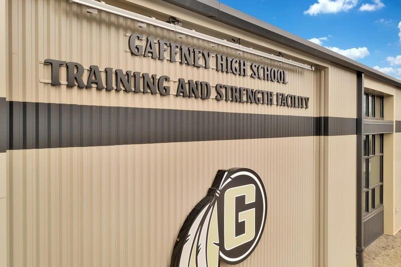 Gaffney High-Wave-Surrey Beige-Gaffney SC 1