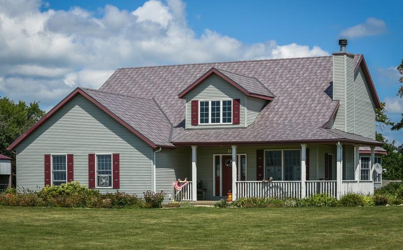 Metal roofing styles