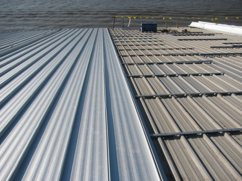 roof over roof systems