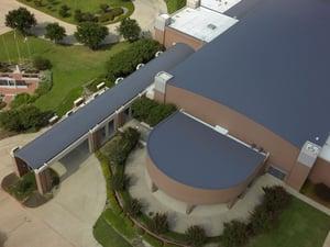 Roofing Company - Waxahachie Civic Center Waxahachie, TX Thumbnail