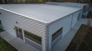 238T Panel Warehouse Roofing