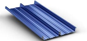 mirage-ii metal roofing panels