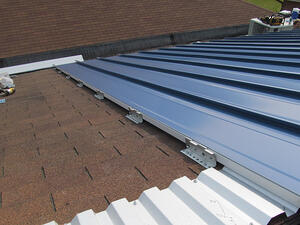 Metal Roofing Over Existing Shingles