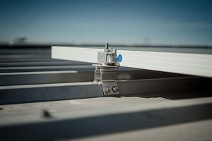 metal roof clamps