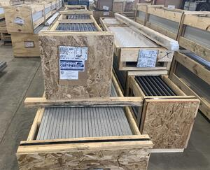 Standing Seam Crate Packaging