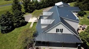 Standing Seam Metal Roof Flashing Details