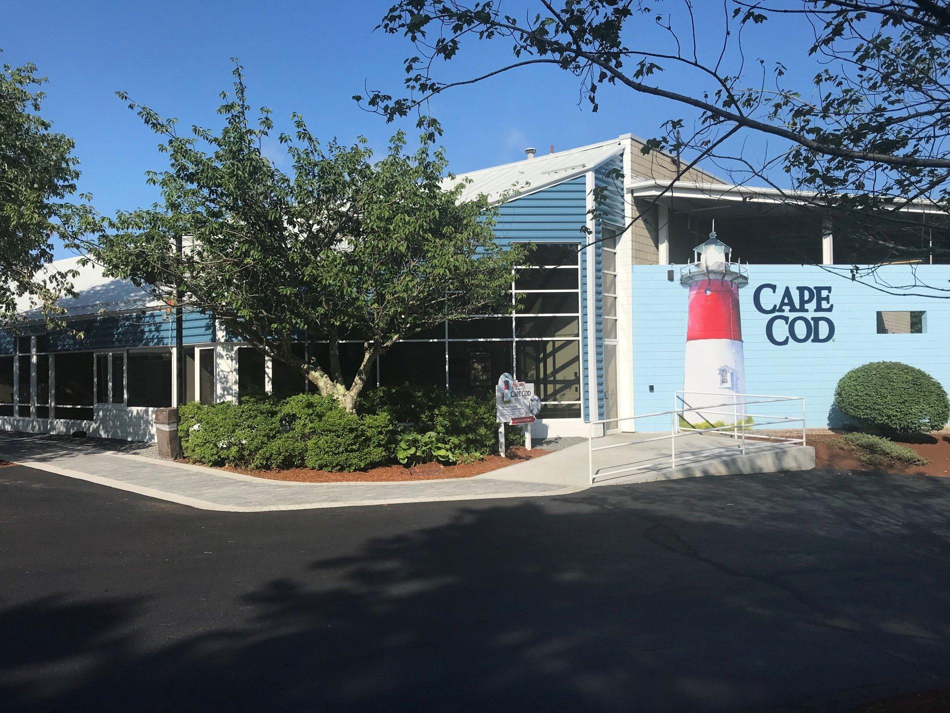 Mega Rib - Cape Cod Potato Chips Manufacturing Facility