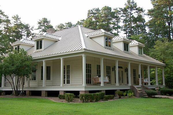 What Is A Standing Seam Hip Roof