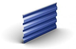 wave panel exterior metal wall panel
