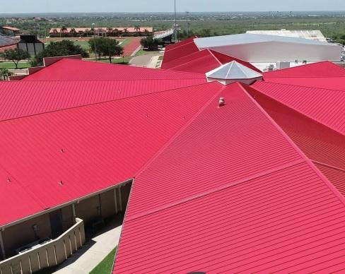 roma texas standing seam roof