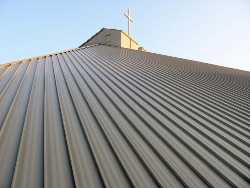 138T and 238T Standing Seam Metal Roofing System | McElroy Metal