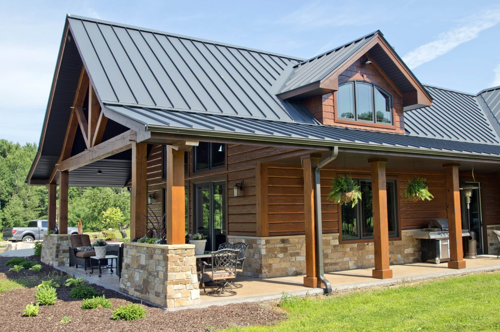 Homeowners Blog Mcelroy Metal Metal Roofing
