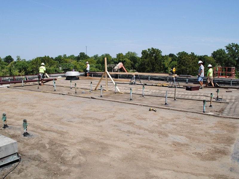 How to Recover a Flat Roof