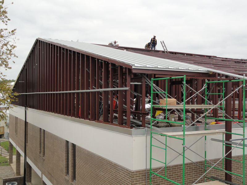 Low Slope To Steep Slope Metal Roofing Mcelroy Metal