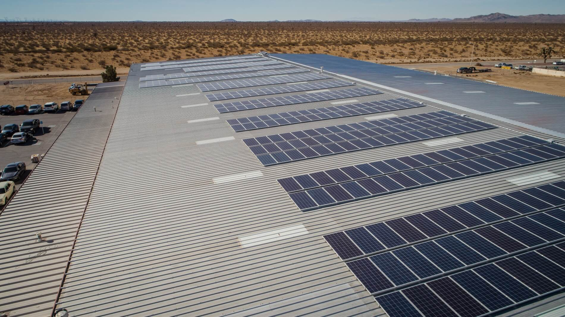 McElroy Metal adds solar panels to California manufacturing plant