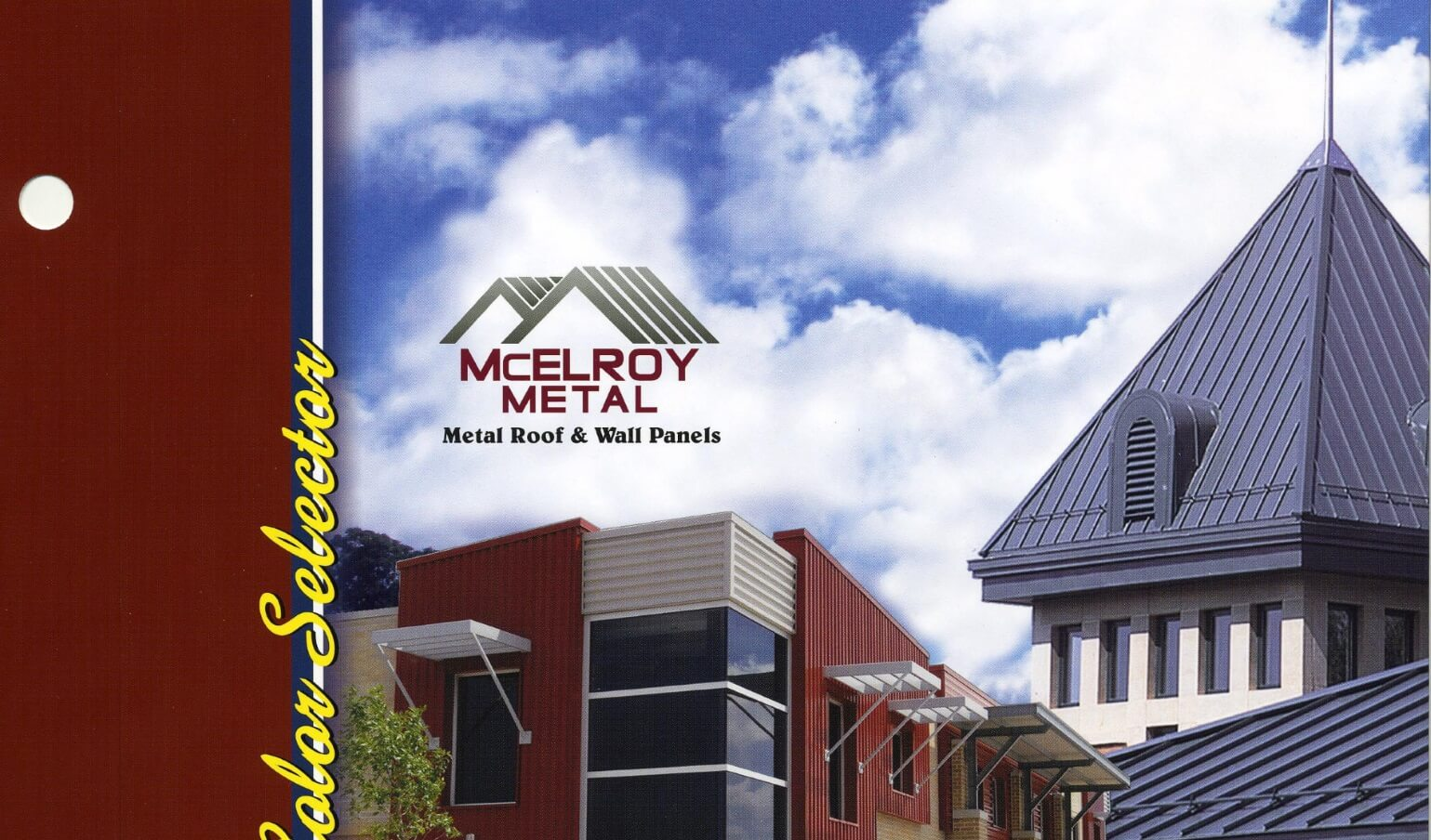 Mcelroy Metal Publishes Updated Architectural Colors Chart
