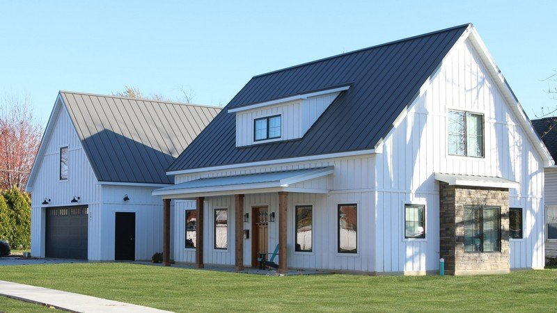 What is a Post-Frame Home?