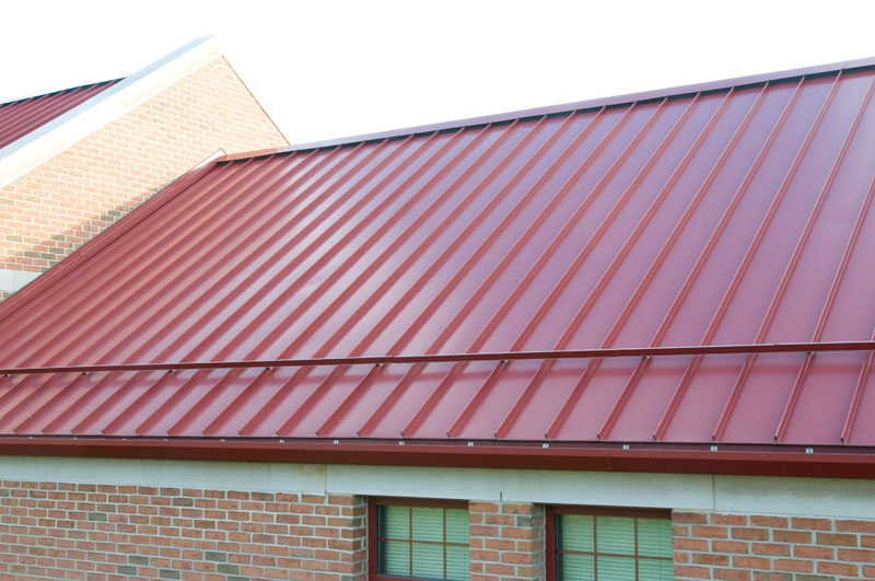 Architectural Commercial Metal Roofing Photos Mcelroy Metals