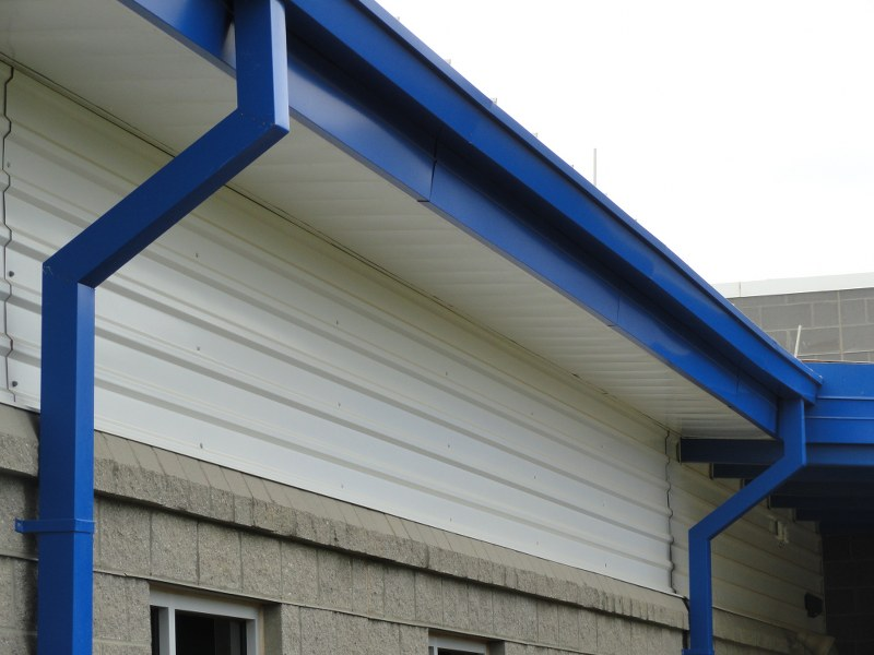 U Panel Exposed Fastener Metal Panels For Walls And Roofs