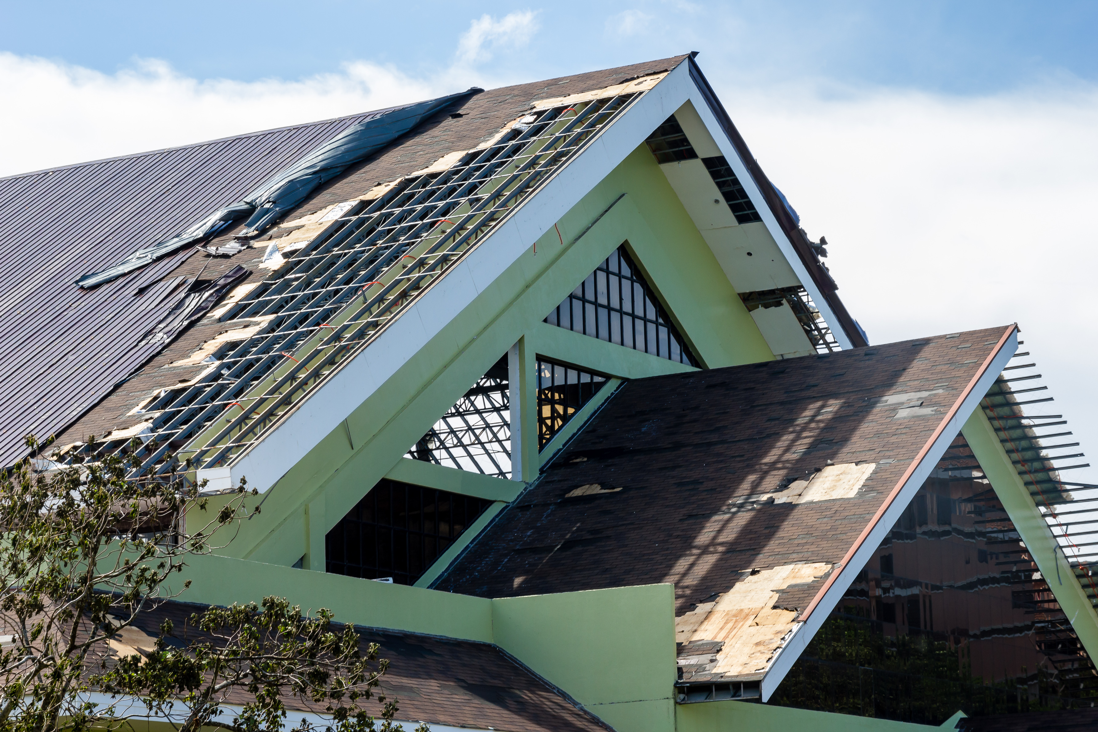Are Metal Roofs Hurricane Proof?