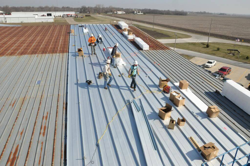 Coatings vs. Metal Roofing Costs