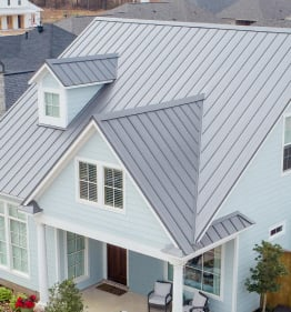 Which metal roof panels are best for my home?