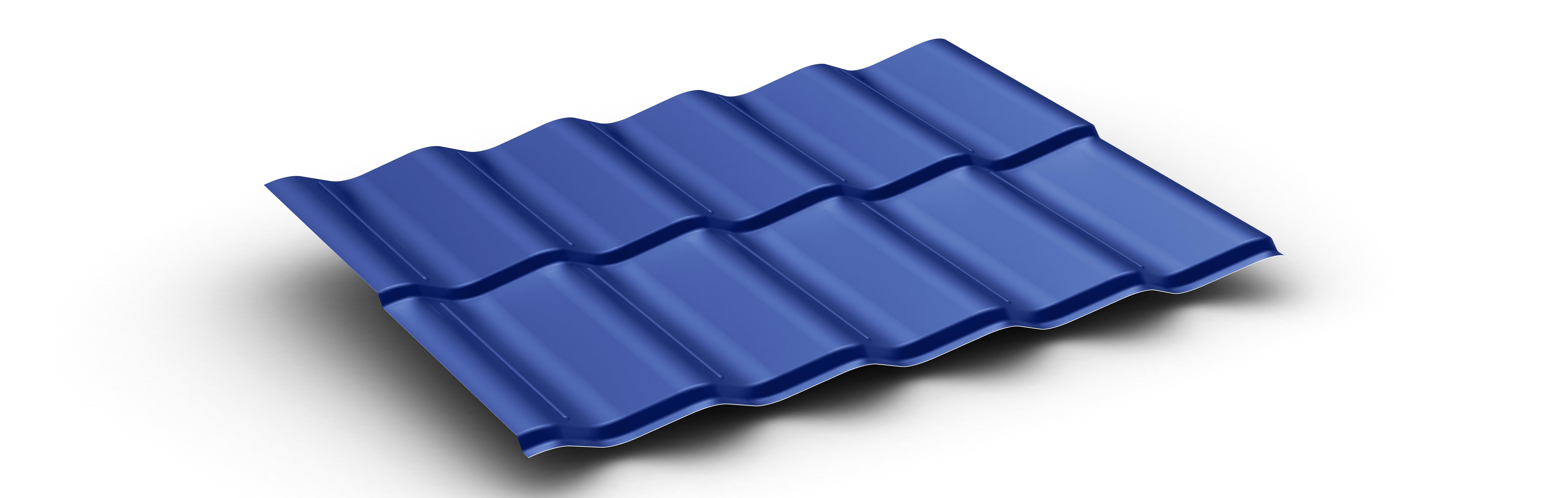 Met-Tile Metal Roof Tiles - Steel Roof Tiles | McElroy Metal