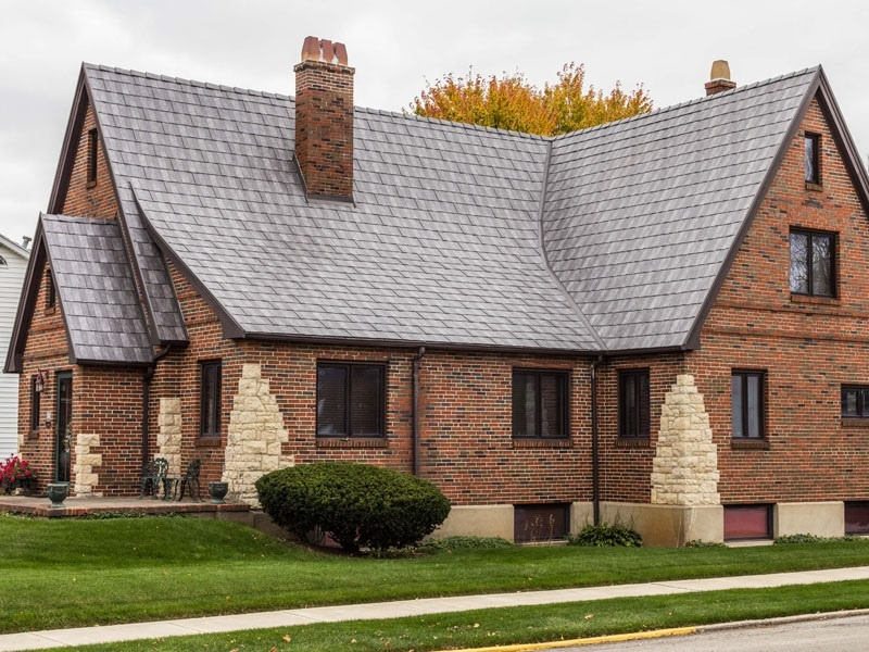 Metal Roofs That Look Like Shingles